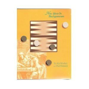 New Ideas in Backgammon (Kit WOOLSEY)