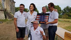 Monaco vainqueur du CDF par équipes 2018