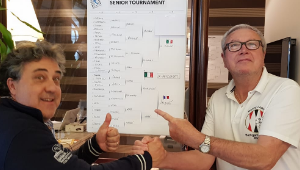 Circuit italien : nos français à Jesolo