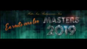 Suivez les Masters 2019 !
