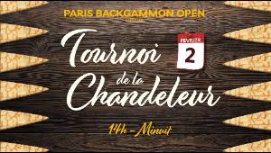 Open de la Chandeleur le 2 février au Cardinal Paris