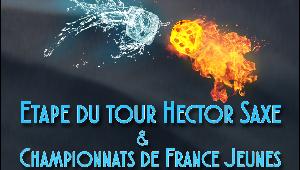 CHAMPIONNATS DE FRANCE JEUNES ET ETAPE DE BILLOM, TOUR HECTOR SAXE