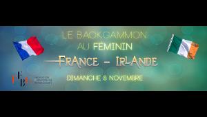 Victoire de l'équipe de France féminine contre l'Irlande