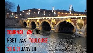 Hector Saxe Backgammon Tour Toulouse Online 30&31 janvier