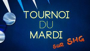 Tournoi du Mardi - 2 février 2021
