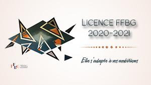 Licence FFBG 20 21, 3 formules adaptées à votre profil