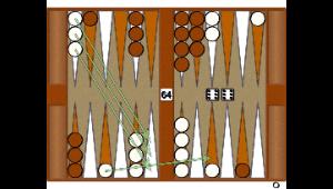 Backgammon Masterclass : revue et améliorée !
