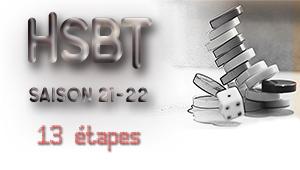 HSBT 2021/2022 : planning et inscription à la première étape