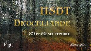 HSBT Brocéliande les 25 et 26 septembre